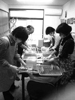 武蔵小杉さかい歯科医院写真洗浄ボランティア
